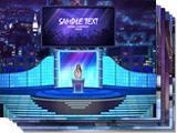 Virtual Stage Set