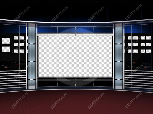 Virtual Sets - CG4TV COM